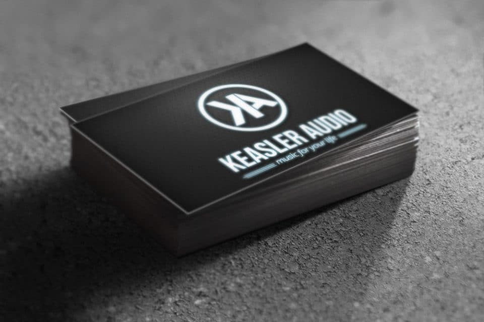Keasler Audio, Cards